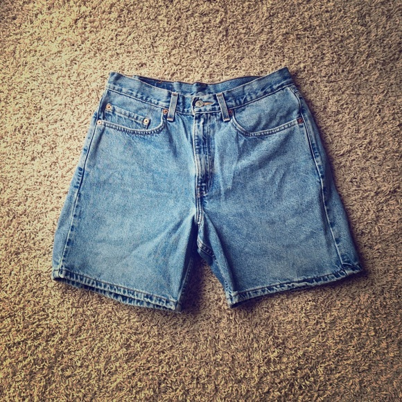 07481231 Levi's Shorts   Mens Levis 550 Relaxed Fit   Poshmark